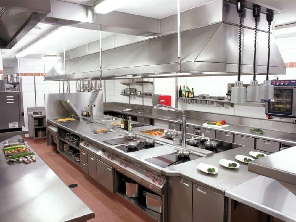 تجهیزات آشزخانه صنعتی